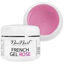 Żel French różowy 15 ml