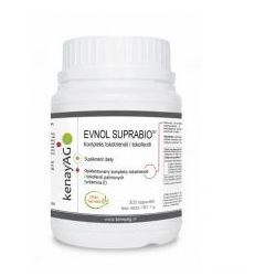 Kenay Evnol Suprabio kompleks tokotrienoli i tokoferioli (wit. E) 300 kapsułek - suplement diety