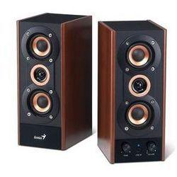 Głośniki Genius SP-HF 800A 2.0 (31730997100) Imitacja drewna