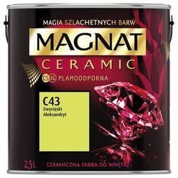 Farba Ceramiczna Magnat Ceramic C43 Zwycięski Aleksandryt 2.5l