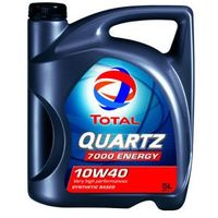 Oleje silnikowe, Total QUARTZ 7000 ENERGY 10W-40 5 Litr Pojemnik