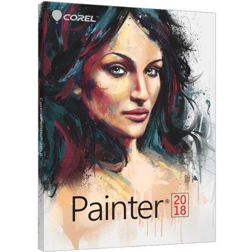 Programy edukacyjne, Corel Painter 2019 ML Win/Mac - licencja EDU na 1 stanowisko