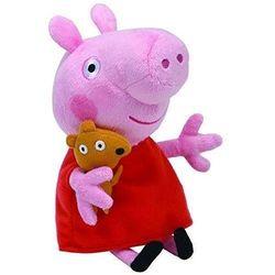 TY Beanie Babies Świnka Peppa 15 cm
