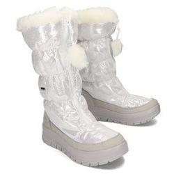 MANITU 991224-3 weiss, śniegowce damskie