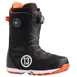 buty snowboardowe BURTON - Ruler Boa Black-Red (020) rozmiar: 47