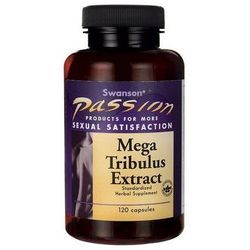 Mega Tribulus Extract 120 kaps.