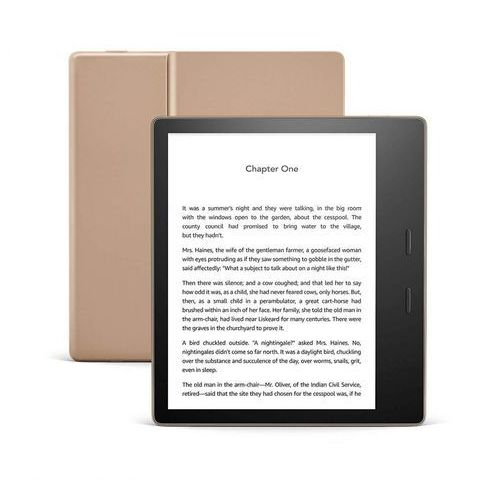 Czytniki e-booków, Amazon Kindle Oasis 3