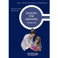Książki o zdrowiu, medycynie i urodzie, English for Midwives Podręcznik Czubak, Hansen