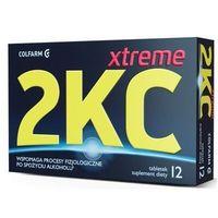 Preparaty na kaca, 2KC Xtreme x 12 tabl.