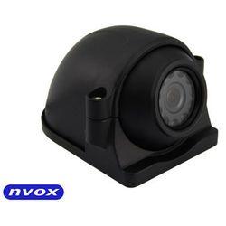 NVOX GDB07R AV Kamera samochodowa CCD SHARP w metalowej obudowie