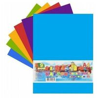 Pozostałe artykuły szkolne, Karton kolorowy dwustronny A4/9K 200g/m2 FRESH