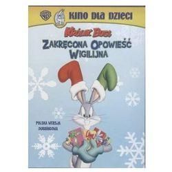 Królik Bugs: Zakręcona opowieść wigilijna (DVD) - Galapagos OD 24,99zł DARMOWA DOSTAWA KIOSK RUCHU