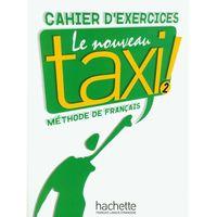 Książki do nauki języka, Le Nouveau Taxi 2, zeszyt ćwiczeń (opr. broszurowa)