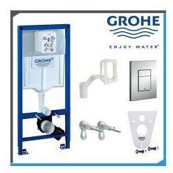 GROHE RAPID SL 5W1 SKATE COSMOPOLITAN Kompletny zestaw podtynkowy do WC 38827000