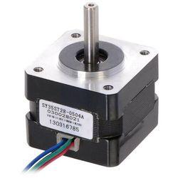 Silnik krokowy SY35ST28-0504A 200 kroków/obr 10V / 0,5A / 0,1Nm - Pololu 1208