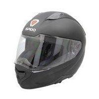 Kaski motocyklowe, Ispido kask integralny raven czarny/matowy