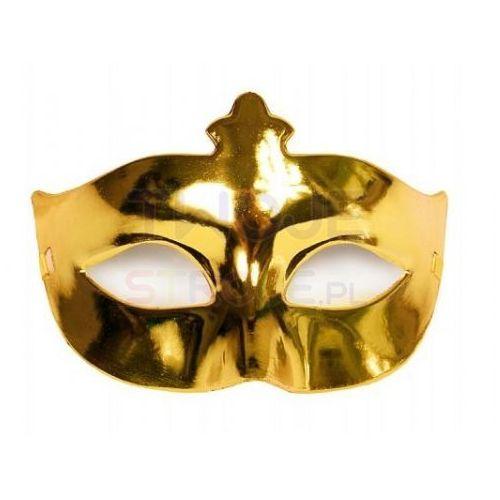 Przebrania dziecięce, Maska Party złota
