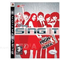 Gry na PlayStation 3, Sing It High School Musical 3 (PS3)