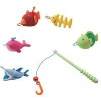 Zabawki do kąpieli, HABA Zestaw do łowienia ryb 5798