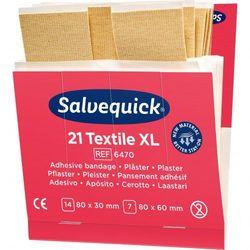 Plaster tekstylny Salvequick duży