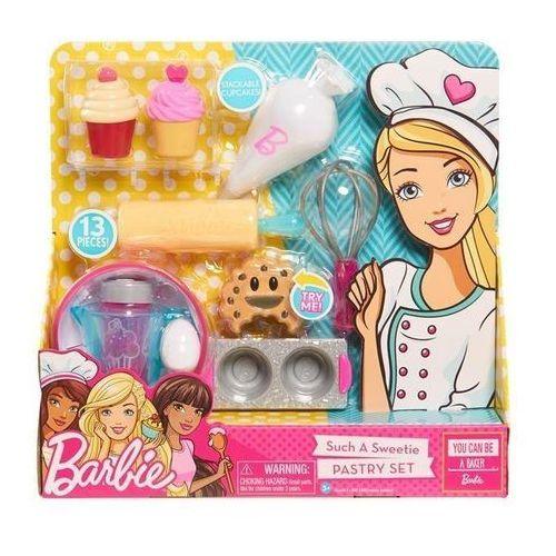 Pozostałe zabawki, Barbie wyroby cukiernicze zestaw