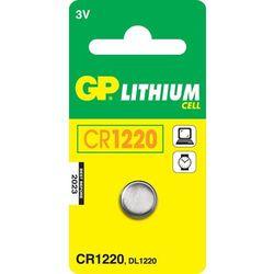 Bateria GP CR 1220-U1
