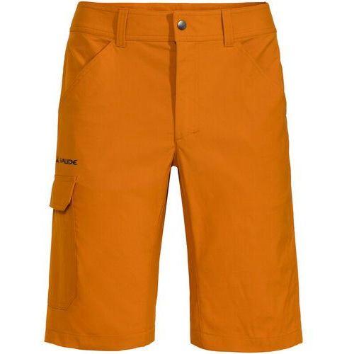 Spodenki męskie, VAUDE Skarvan II Bermudy Mężczyźni, orange madder EU 52 2020 Szorty syntetyczne