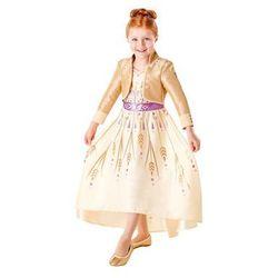 Kostium Anna Frozen 2 Prolog dla dziewczynki - 9-10 lat