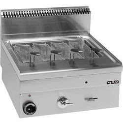 Urządzenie do gotowania makaronu i pierogów 30L gazowe stołowe | 600x600x(H)270/460mm