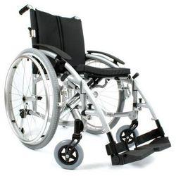 Wózek inwalidzki aluminiowy rozmiar 18