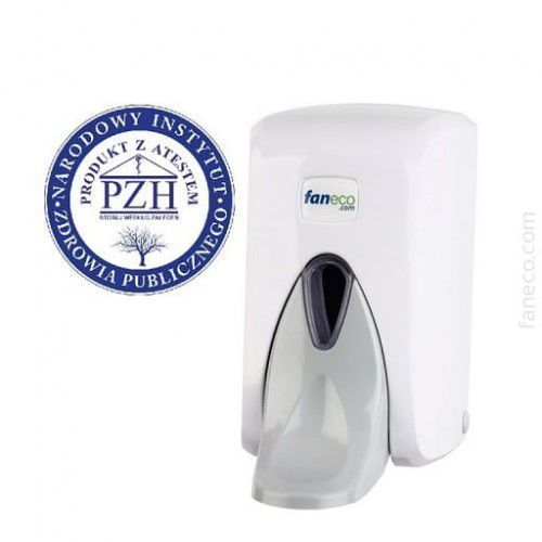 Dozowniki mydła, Dozownik łokciowy do płynów dezynfekcyjnych i mydła w płynie 0,5l POP