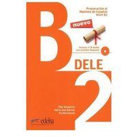 Książki do nauki języka, Preparacion al diploma de espanol B2 DELE + CD * natychmiastowa wysyłka od 3,99 (opr. miękka)