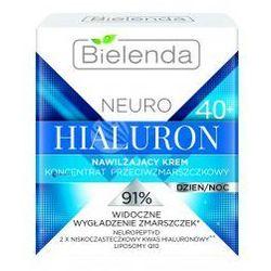 Bielenda Neuro Hialuron (W) nawilżający krem - koncentrat przeciwzmarszczkowy 40+ 50ml