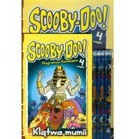 Bajki, Scooby Doo Klątwa mumii + ołówki. Zestaw 2 książek + ołówki z gumką
