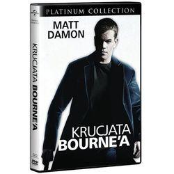 KRUCJATA BOURNE'A Platinum Collection Dvd (Płyta DVD)