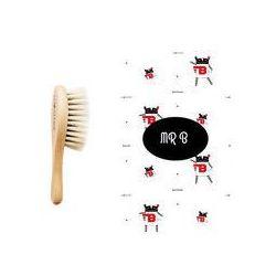 Szczotka z koziego w�osia + myjka Lullalove (MR B)