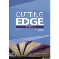 Książki do nauki języka, Cutting Edge 3rd Edition Starter. Podręcznik + DVD (opr. miękka)
