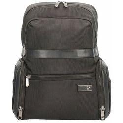 """Roncato Rover 22L plecak miejski na laptopa 15,6"""" / czarny - czarny ZAPISZ SIĘ DO NASZEGO NEWSLETTERA, A OTRZYMASZ VOUCHER Z 15% ZNIŻKĄ"""