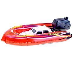 Dmuchana motorówka łódź do wody z pompką
