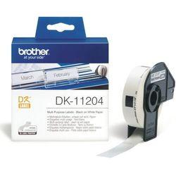 Taśma DK-11204 Brother QL-500A 570 650TD 1050 1060N