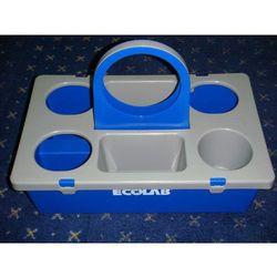 Wkład do koszyka serwisowego, jasnoszary | ECOLAB, 10096579