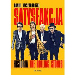 SATYSFAKCJA HISTORIA THE ROLLING STONES (opr. broszurowa)