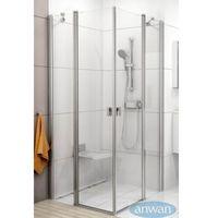Kabiny prysznicowe, Ravak Chrome 80 x 80 (1QV40100Z1)
