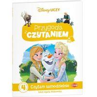 Książki dla dzieci, Disney Uczy Kraina Lodu Czytam Samodzielnie - Praca zbiorowa (opr. broszurowa)