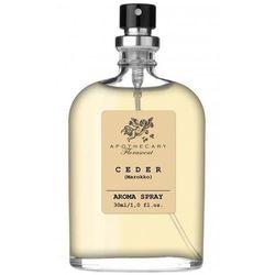 Apothecary Aroma Spray CEDER (Cedr) 30 ml