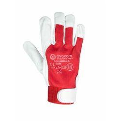 Rękawice robocze techniczne skóra kozia licowa COLUMBIAN- AP ASEMBLY kategoria II