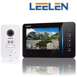 """Leelen LEELEN Wideodomofon 7"""" N60/No15p/DIN (podtynkowy) N60_No15p_18VDCDIN - Autoryzowany partner Leelen, Automatyczne rabaty."""