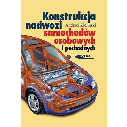 Biblioteka motoryzacji, Konstrukcja nadwozi samochodów osobowych i pochodnych (opr. twarda)