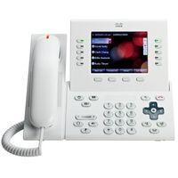 Telefony i akcesoria VoIP, CP-8961-W-K9 telefon Cisco UC Phone 8961 White Standard handset