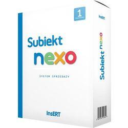 InsERT Subiekt NEXO box 1 stanowisko